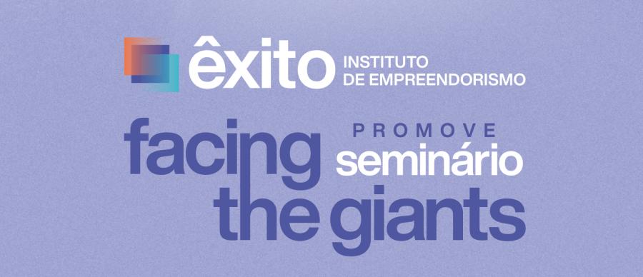 Seminario Face de Giants - Instituto Exito - Banner