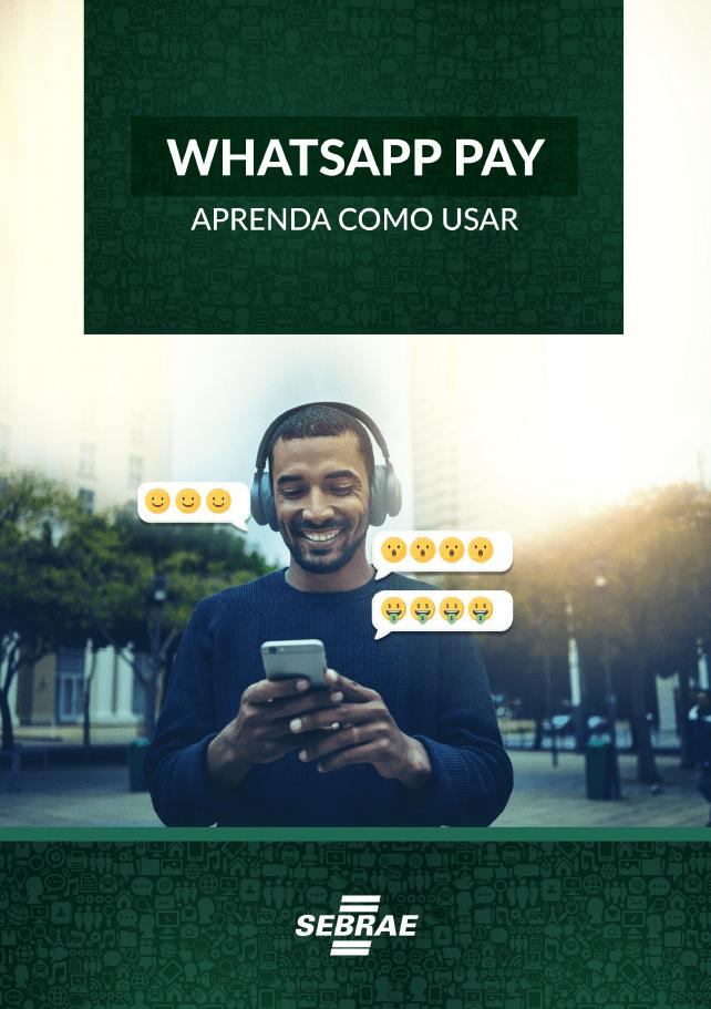 Capa Ebook Whatsapp Pay - Sebrae - Edmar Junior