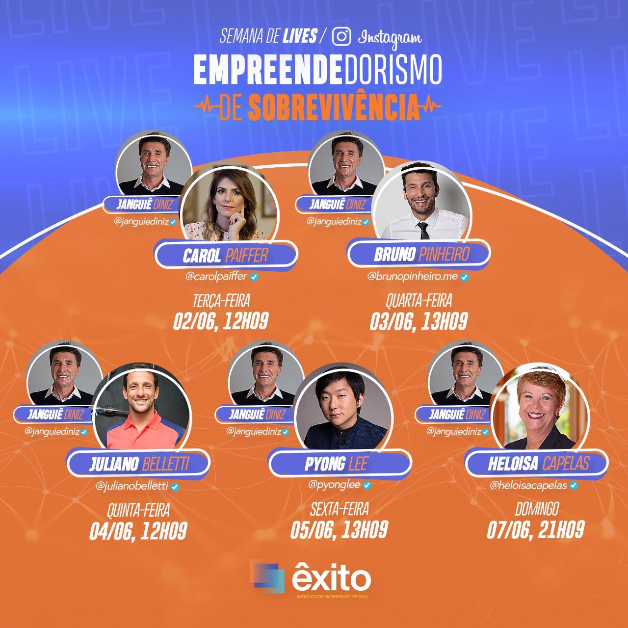 Empreendedorismo de Sobrevivencia - Instituto Exito de Empreendedorismo