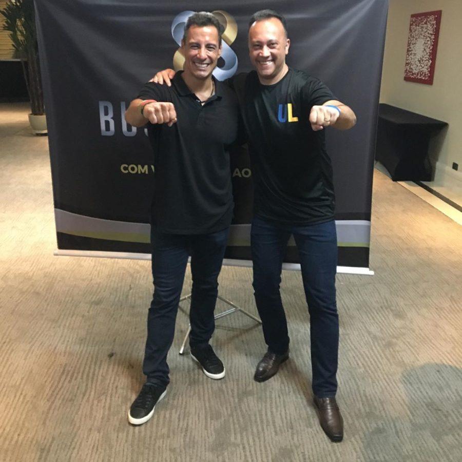 Rodrigo Cardoso e Edmar Junior