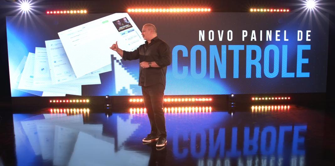 Plataforma de Marketing Digital Builderall - Erick Salgado - Novo Painel de Controle